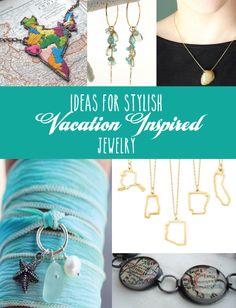 Turn Summer Memories into Fun Jewelry