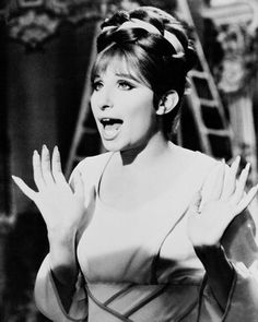 Sadie, Sadie Married Lady! :) / La Streisand as Fanny Brice. Movies I can watch over and over....Funny Lady