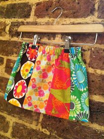 FairyFace Designs: {Sew} Get Started: Easy Girl's Skirt Tutorial