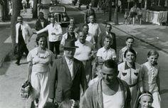 Street scene, Germany, 1930s