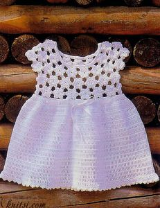 Dress crochet pattern...free