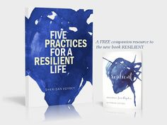 These 5 practices can help you develop emotional, spiritual and relational strength. Please get your copy now. It's FREE #ResilientBook #resilience #strength #personaldevelopment #selfimprovement #faith #free #ebook