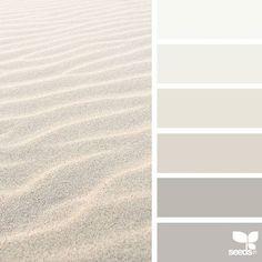 Sand Tones { sand tones } image via: . Sand Tones { sand tones } image via: Colour Pallette, Color Palate, Colour Schemes, Color Tones, Taupe Color, Colours, Beach Color Schemes, Cream White Color, Color Combinations