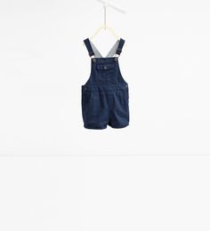 Palm tree organic cotton Bermuda shorts-SHORTS-BABY BOY | 3 months-3 years-KIDS | ZARA United States