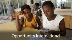 Opportunity International provides more than four million people – the vast majority of whom are women – with the financial services they need to unlock their potential and create better lives for themselves, their families and their communities. © Zsofia Molnar