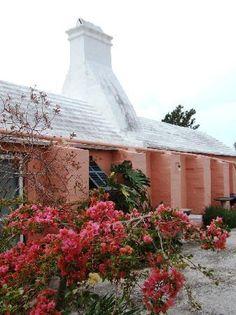 wonderful old Bermuda cottage