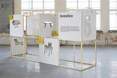 OKOLO / Money: Form, Function, Investment, Savings, Value, Inspiration Installation / #exhibition