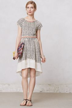 Rippled Manali Dress - Anthropologie.com