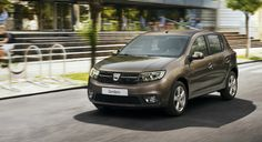 Design und Innenraum - Neuer Dacia Sandero - Dacia Schweiz