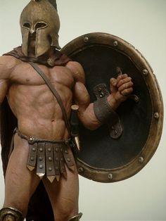 Romanos by Javi Guy Spartacus, Frases Latinas, Greek Warrior, Men In Kilts, Fantasy Male, 3d Prints, Male Figure, Greek Gods, Male Form