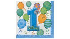 Első születésnapra szalvéta kék lufis, Nicol Party Kellék Bolt Elsa, Office Supplies, Birthday, Birthdays, Dirt Bike Birthday, Birth Day