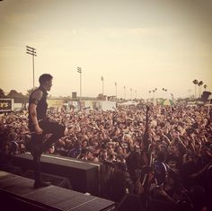 Warped Tour. and I know this isn't BVB related but PLEEEASSEEE CLICK THIS LINK! http://jamplify.com/nTOOQz