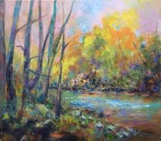 Meet Contemporary Impressionist Painter Joan Sporn at Alta Vista Gallery on Saturday - High Country Press