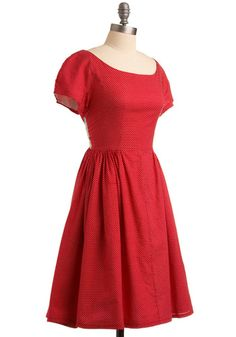 From ModCloth. I could just die. Go to it and look at the tieback. I'm going to have to make it.