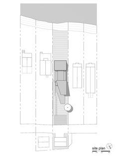 Sound House,Site Plan