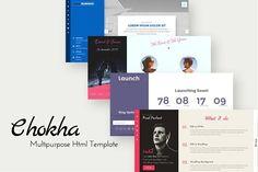 DOWNLOAD - Chokha - Multipurpose HTML Template