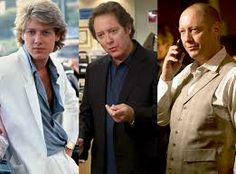 James Spader, from Pretty in Pink to The Blacklist.  I love this new show!!