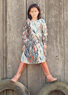 #littleskyefall2012:  Anthem of the Ants Feather Dress