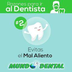 Feliz sábado! :D . #SabiasQue la mejor manera de evitar el mal aliento es visitando regularmente a tu dentista. . No lo olvides! No hay nada más desagradable que la halitosis. . #MundoDentalPty #Dentista #DientesBlancos