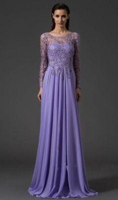 длинные вечерние платья с короткими рукавами - Поиск в Google
