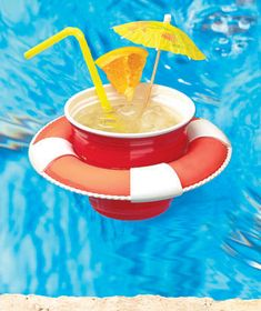 Floating Drink Preserver