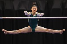 Kyla Ross  Age 15 (The youngest on the team. She will be 16 within the year which allows her to compete at the Olympics)  Aliso Viejo, CA