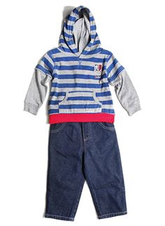 carters watch the wear - affordable baby clothing!