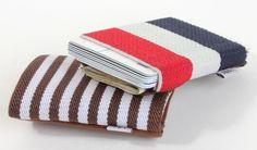 Tight wallet from Brooklyn-based designer Jack Sutter
