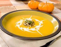 суп из запеченной тыквы | sadok33.ru