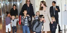 Brad Pitt and Angelina Jolie agree to temporary DCFS plan involving the family [Video] .. According to sources, Brad Pitt and Angelina Jolie Pitt have both agreed to a temporary plan involving visitation with the couple's six children... http://us.blastingnews.com/showbiz-tv/2016/10/brad-pitt-and-angelina-jolie-agree-to-temporary-dcfs-plan-involving-the-family-video-001151809.html