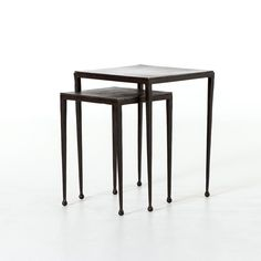 Living Room | Dalston Nesting End Tables