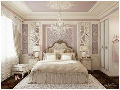 Спальня для девушки. Спальня