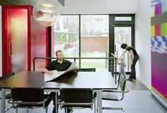 Boerum Hill Rowhouse - Dwell & New York magazine City Modern Brooklyn Home Tour   Photo: Frank Oudeman
