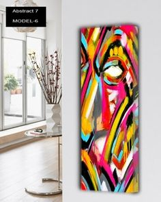 ABSTRACT 7 Design Heizkörper Abstracte Wohnzimmer Heizkörper, Design  Heizung Küche Mit Spezielle 12 Modelle