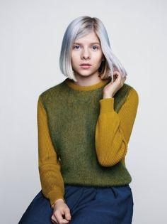Foto: Birgit Solhaug / Pudder Agency. Portrett av Aurora Aksnes for Aftenposten K.