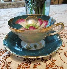 The Writer's Reverie: Teacup Treasure Hunt Find!