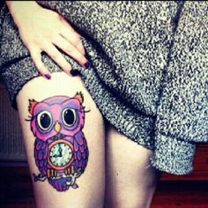Google Image Result for http://www.tattoostime.com/images/256/purple-owl-tattoo-on-girl-thigh.jpg