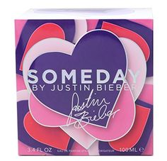 Justin Bieber Someday, Eau De Parfum Spray,100ml/3.4 oz.  http://www.womenperfume.net/justin-bieber-someday-eau-de-parfum-spray100ml3-4-oz-3/