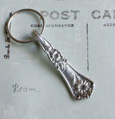 spoon key chain