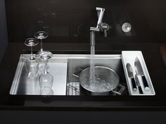 kohler stages sink