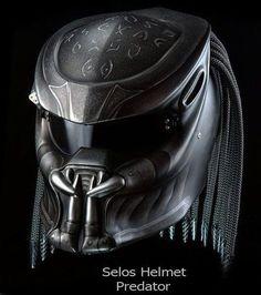 Predator Helmet Street Fighter - Custom