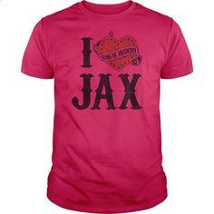 Sons Of Anarchy I Heart Jax - #shirt #university tee. MORE INFO => https://www.sunfrog.com/TV-Shows/Sons-Of-Anarchy-I-Heart-Jax.html?68278