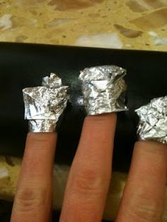 removing gel nail polish.... sensationail