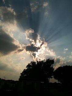 South Louisiana Sunset!