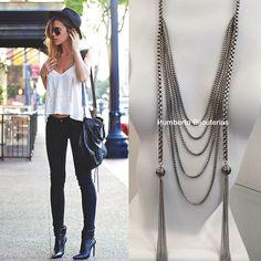 Colar Humberto Bijouterias necklace