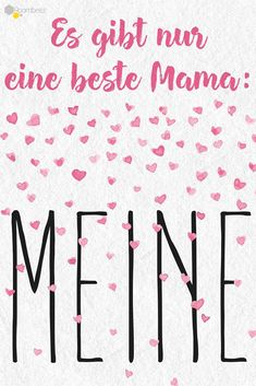 Mother& Day gift tinkering with children - great DIY ideas-Muttertagsgeschenk basteln mit Kindern – tolle DIY Ideen Poems for Mother& Day - Mother Poems, Mothers Day Poems, Mothers Day Cards, Mother Day Gifts, Diy Gifts For Christmas, Diy Gifts For Mom, Crafts For Teens To Make, Happy Quotes, Life Quotes