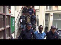 La Mafia  é anche nella tua citta       *       Die Mafia ist auch in deiner Stadt  : Cosa Nera - die Neue Mafia in Palermo / VIDEO