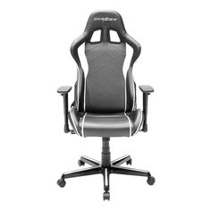 DXRacer Black and White Chair Office Chair.#game #igaddict #winning #play #playing #love