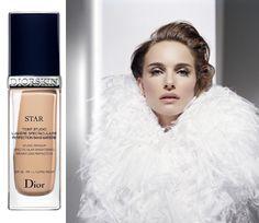 Natalie Portman for Parfums Christian Dior