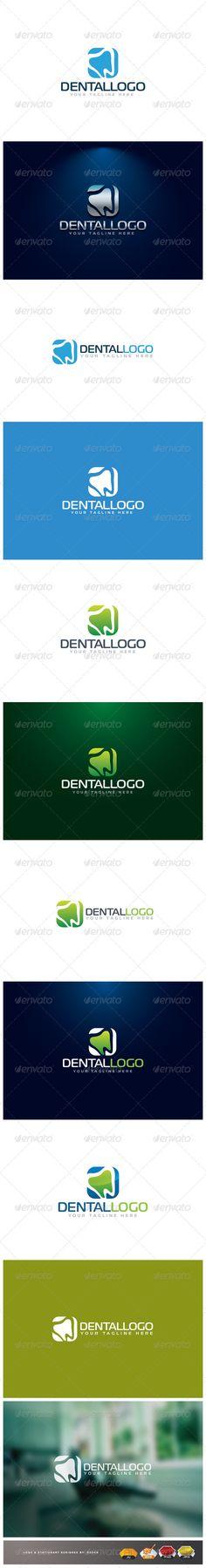 Dental Logo — Vector EPS #professional #dental • Available here → https://graphicriver.net/item/dental-logo/3498894?ref=pxcr